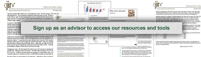 Sign Up To Access Advisor Resources